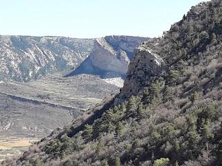 Barrancos de Villarluengo