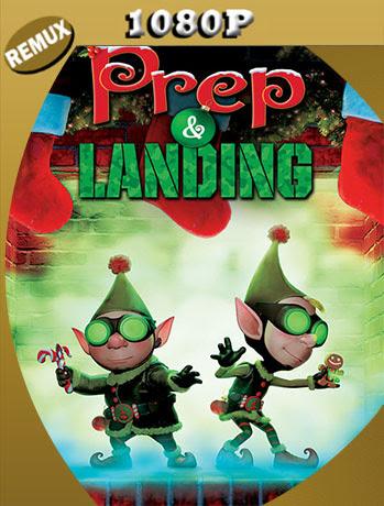 Lanny y Wayne: Los elfos navideños: Escuadron de Navidad (2009) 1080p Remux Latino [GoogleDrive] [tomyly]