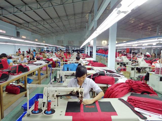 Thế mạnh của dịch vụ may ba lô, túi xách tại GOLD GARMENT VIETNAM