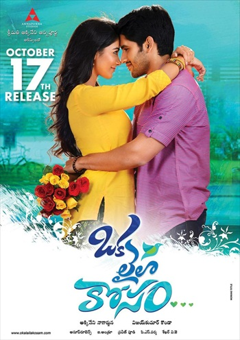 Oka Laila Kosam 2014 UNCUT Dual Audio Hindi Movie Download