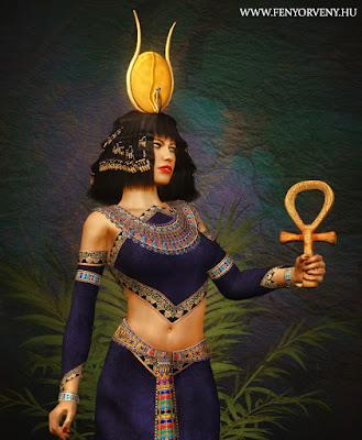 Hathorok: A Dualitás és a Hármasság Hatalma