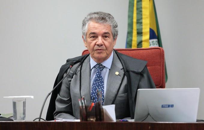 Marco Aurélio nega pedido de Bolsonaro para barrar medidas de isolamento