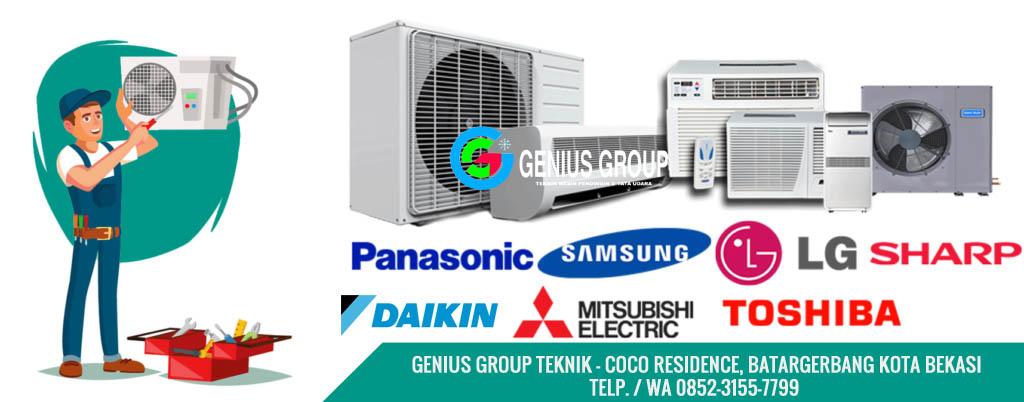 5 Jasa Service AC, Cuci AC dan Perbaikan AC Terbaik di Bekasi