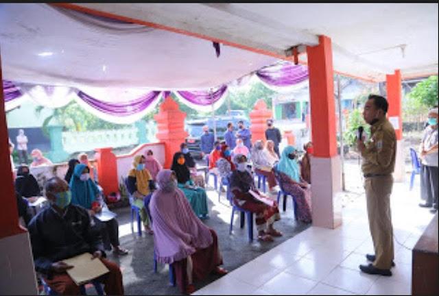 Bantuan Sosial Tunai di Kecamatan Blambangan Umpu Mulai Digulirkan