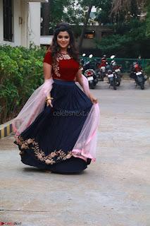 Actress Aathmika in lovely Maraoon Choli ¬  Exclusive Celebrities galleries 055.jpg