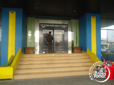 FOTO 4 :  Pelaporkan SPT Masa ke KPP Pratama Jakarta Gropet  Pakai Surat Penunjukan