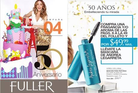 Catálogo Fuller Campaña 4 2017 50 Aniversario