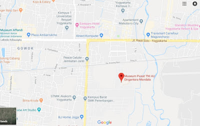 Daftar Harga Tiket Masuk Museum Dirgantara Yogyakarta Terbaru 2019