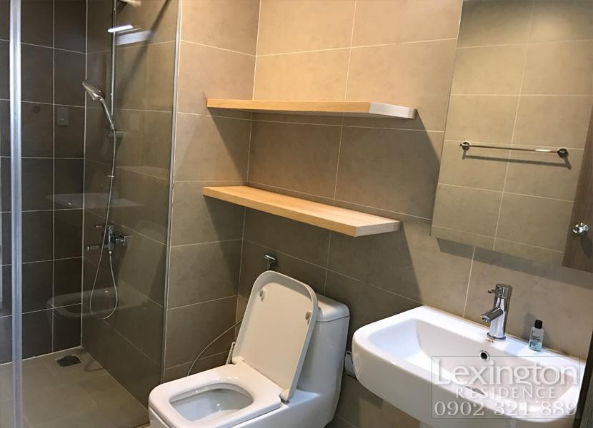 cho thuê căn hộ Lexington 1PN - Phòng vệ sinh
