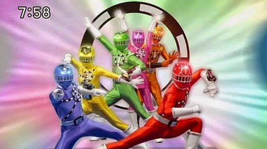 Toku Warriors: Toku Word : Toqger : a review, and why that