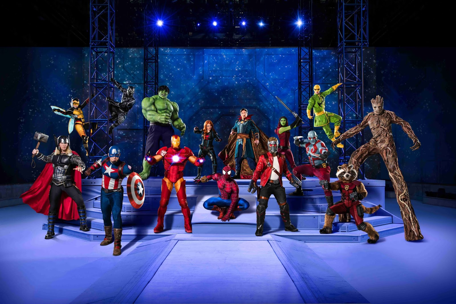 Marvel Universe LIVE! Reviews & Tips