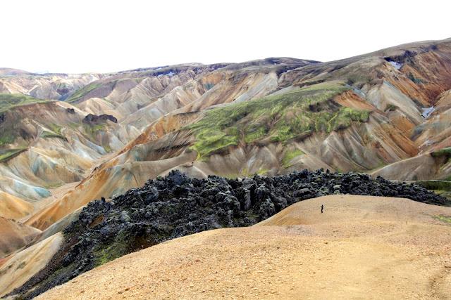 Landmannalaugar-Islanda