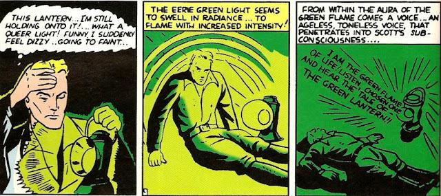 All American Comics 1940