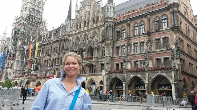 Marienplatz O que ver em Munique