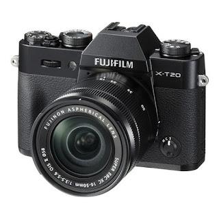 Harga Kamera Mirrorless Fujifilm X-T20 termurah terbaru dengan Review dan Spesifikasi April 2019