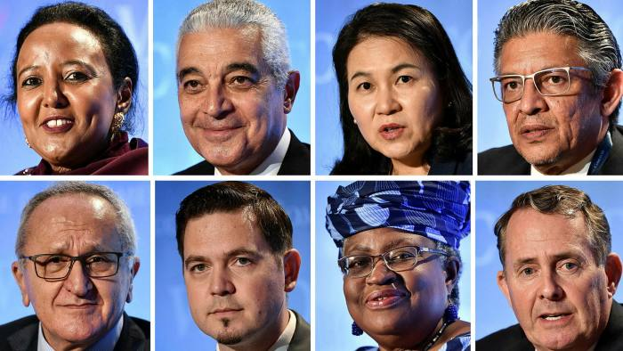 Leading WTO candidates back United States bid for dispute system reforms