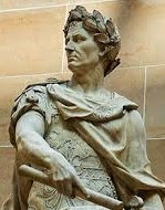 Caesar had an army of  soldiers who were fiercely loyal to him