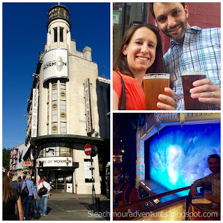 Sleachmour Adventures: How we spent 6 days in London, saw Book of Mormon in the West End and 2for1 sight-seeing options
