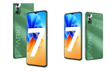 Tecno Spark 7 Smart phone