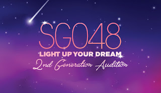 SGO48 opens 2nd generation audition members