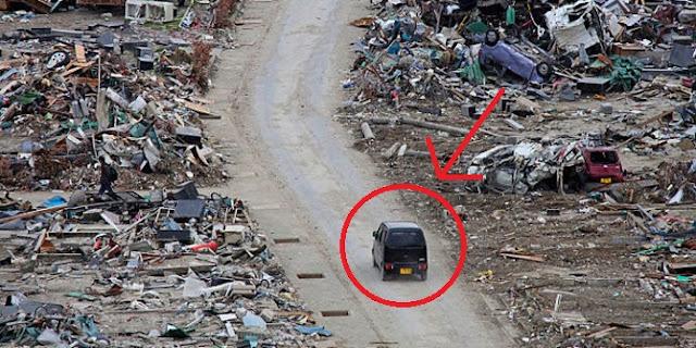 Cerita Para Sopir Taksi yang Angkut Penumpang Hantu Pasca Tsunami Ini Bakal Bikin Kamu Merinding