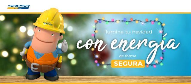SAESA inicia campaña para tener fiestas de fin de año seguras
