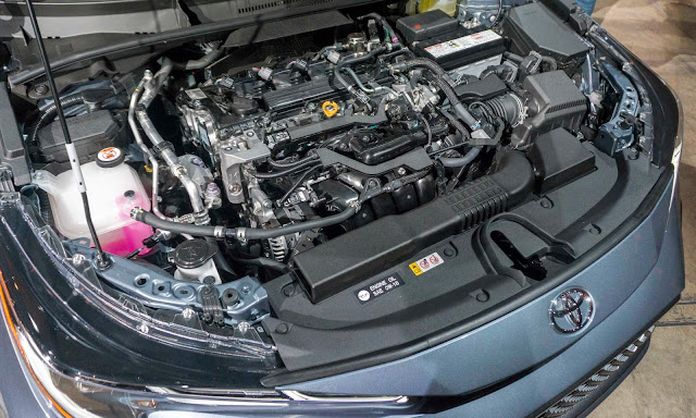 engine in its four-cylinder numbers with a normal 2.0-liter capacity with a horsepower of 169 horsepower