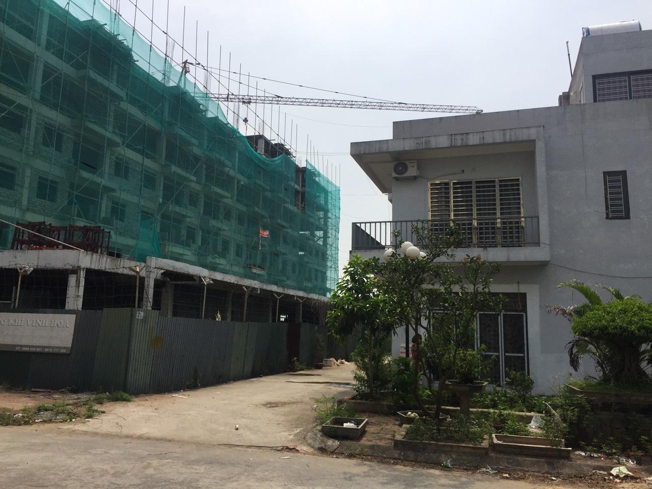 Tiến độ xây dựng nhà ở xã hội Từ Sơn