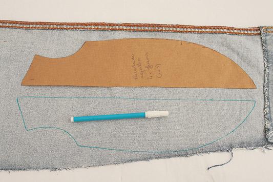 Как сшить сумку из старвх джинсов своими руками мастер-класс пошагово,