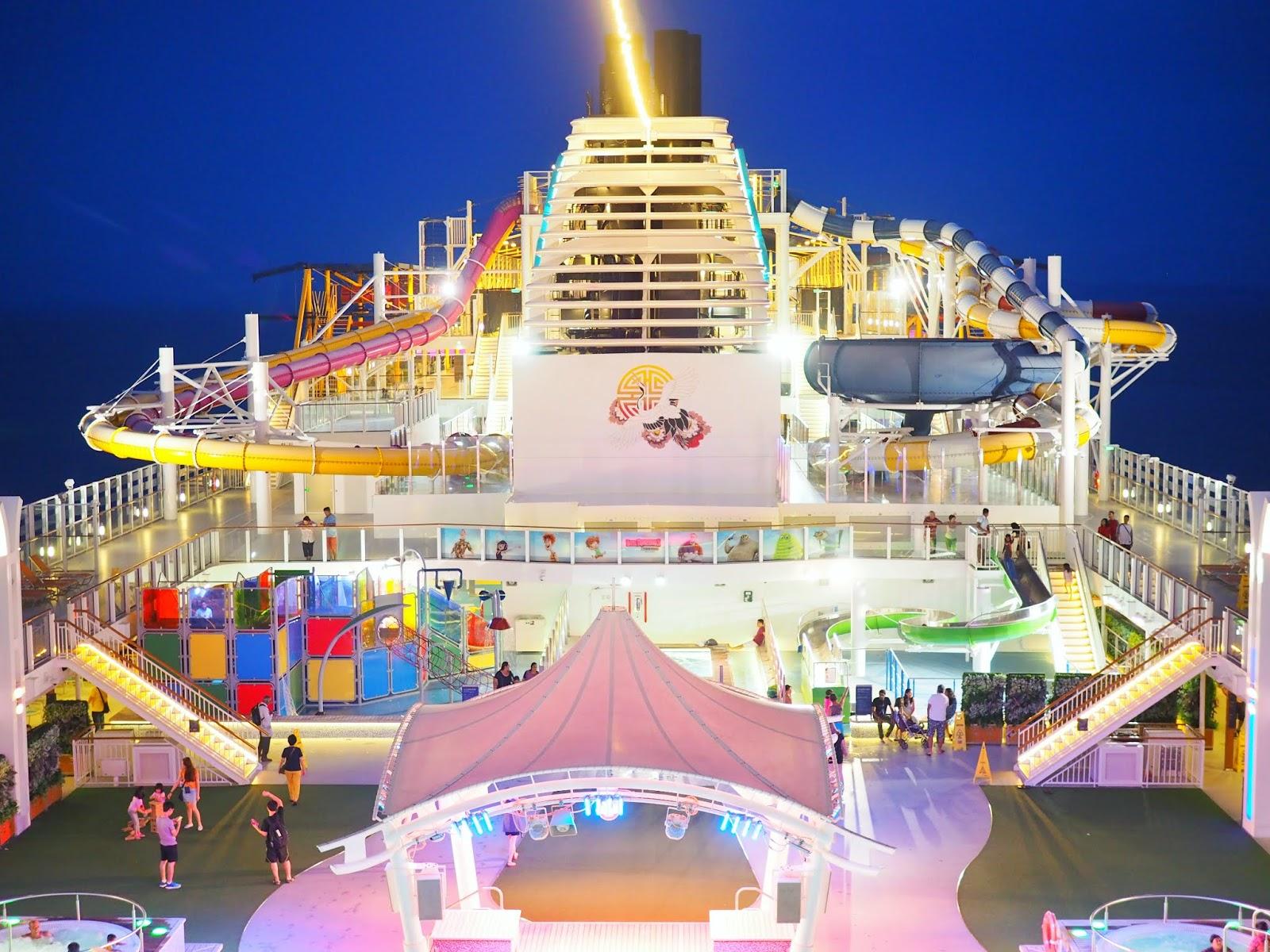 Mr Doctor S Speaking Genting Dream Cruise 4 Days 3 Nights Sail To Phuket