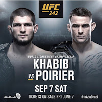 free ufc 242 fight pick and preview
