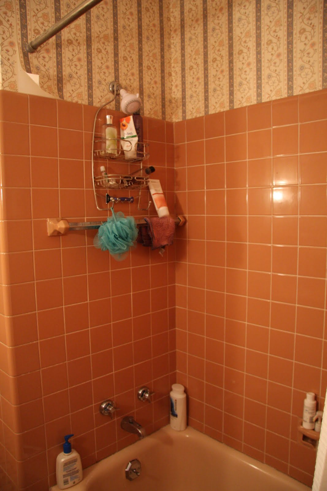 Cottage Modern A 50 S Bathroom Update
