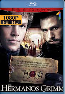 Los hermanos Grimm (2005) [1080p BRrip] [Latino-Inglés] [LaPipiotaHD]