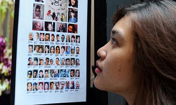 """""""Mereka akan kembali satu hari nanti"""" – Anak pramugara MH370"""