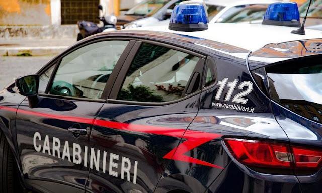 San Nicandro Graganico (FG), i Carabinieri eseguono due ordinanze di custodia cautelare in carcere per furto di armi in abitazione
