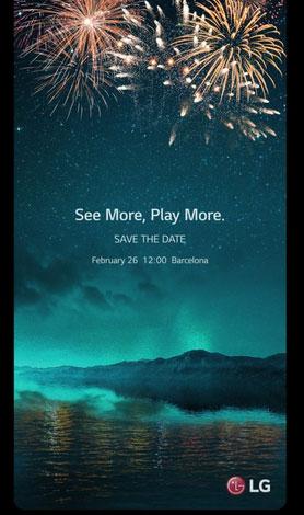 Llega el nuevo LG G6 Gama alta a toda prueba
