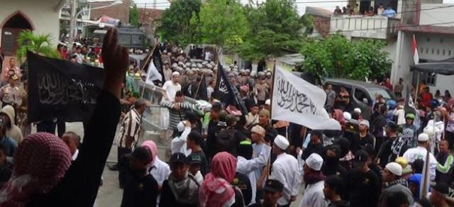 Laskar Umat Islam Semarang Datangi Acara Asyuro, Ratusan Penganut Syiah Batal Hadir