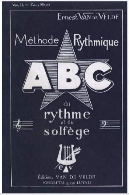 A B C du rythme et du solfège pdf France
