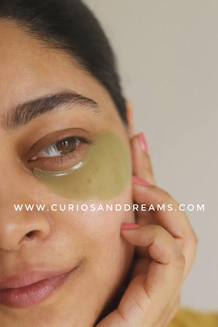 Pixi FortifEYE Firming Eye Patches review, Pixi FortifEYE Eye Patches review, Pixi FortifEYE, Pixi India, Pixi Eye Patches review