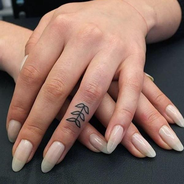 54 Most Exquisite Finger Tattoo Ideas Of All Time