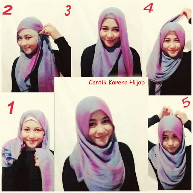 Cara Memakai Hijab Ala Ivan Gunawan Kerudung Trend