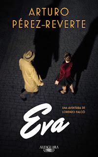 """Eva (Falcó 2)"" de Arturo Pérez-Reverte"