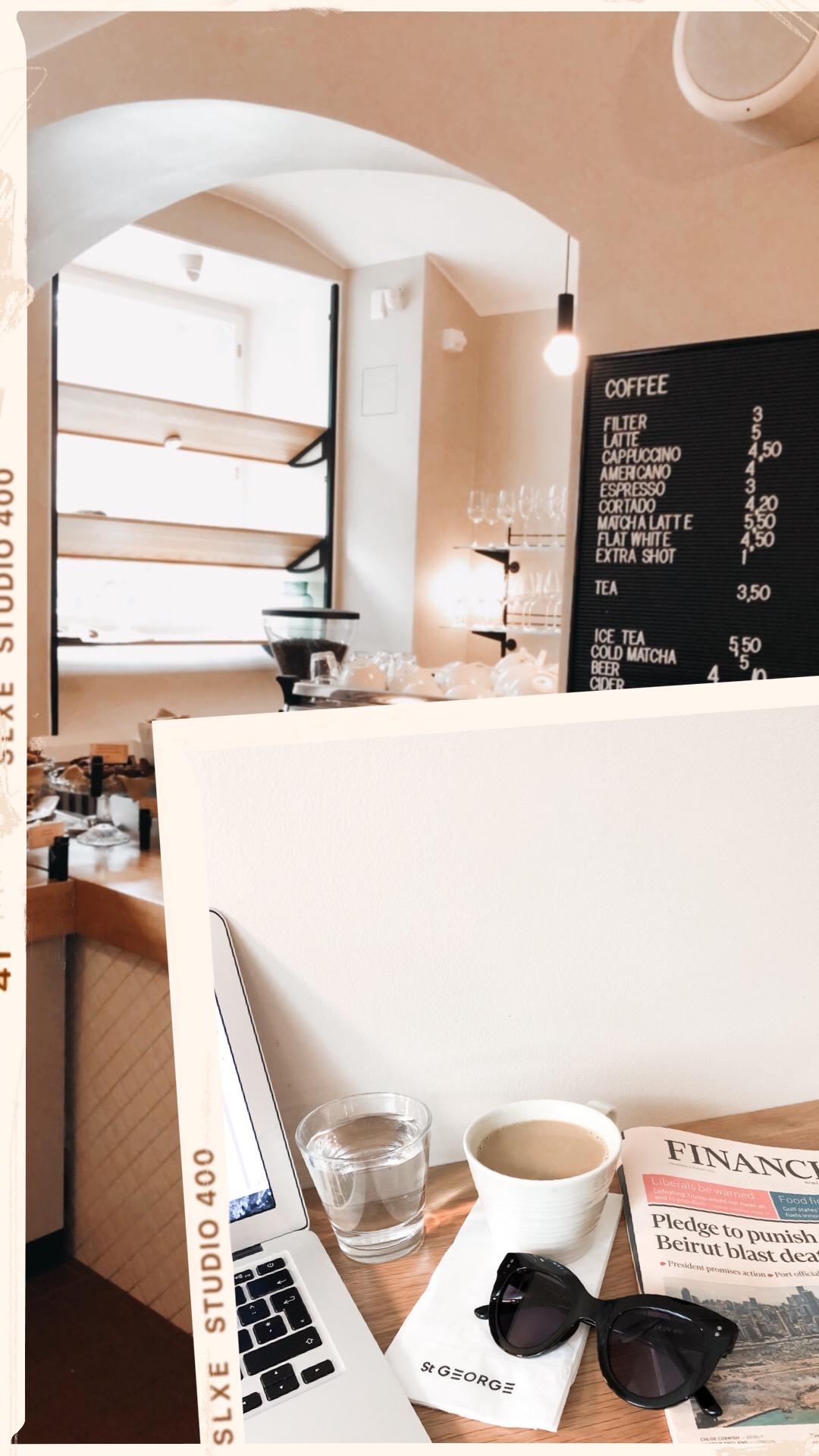 St. George Bakery, Helsinki, breakfast, lunch, dinner - Helsingin parhaat kahvilat ja ravintolat