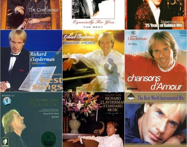 Richard Clayderman - Discography