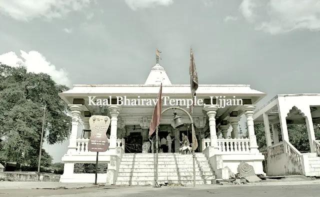 Kaal Bhairav Temple, Ujjain