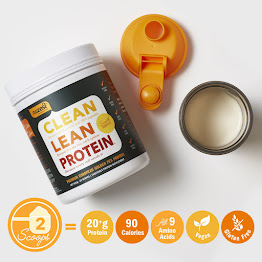 The Best Clean Vegan Protein