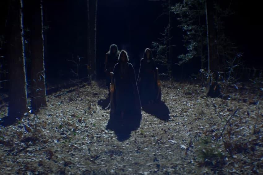 Gravitas Ventures показала трейлер мистического фильма ужасов Demigod с Рэйчел Николс