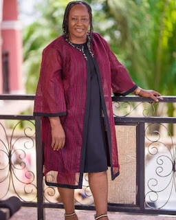 Patience Ozokwo Celebrates 62nd Birthday