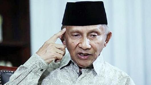 Syarat Rekonsiliasi Amien Rais Untuk Jokowi, Jatah Menteri 45 Persen dan Adopsi Program Prabowo