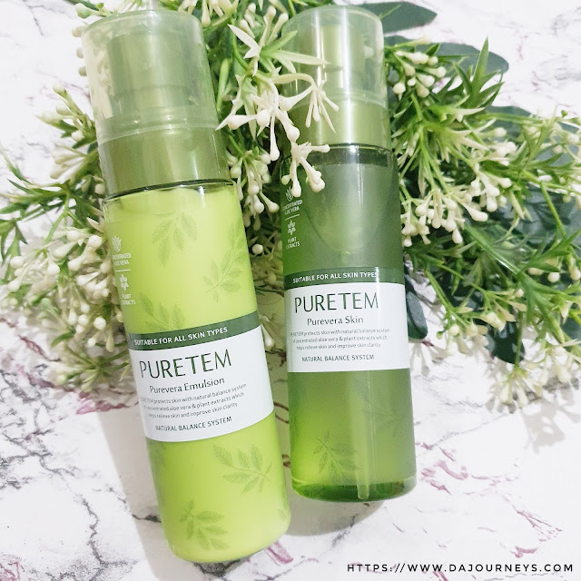 Review Puretem Purevera Skin and Puretem Purevera Emulsion